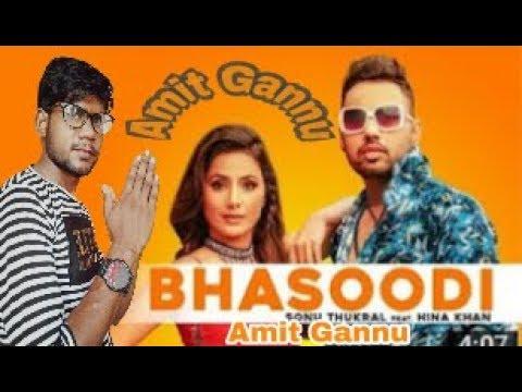 #2-on-trending-bhasoodi-:-sonu-thukral-ft.-hina-khan-full-song-pardhaan-|-preet-hundal-|-amit-gannu