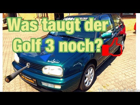 Golf 3 // Kaufberatung// ( Zustandsbericht) - Simon Der Autohändler -