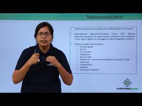 Communication Technologies - History
