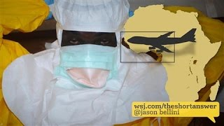 Ebola: How the Virus Could Spread Beyond Africa