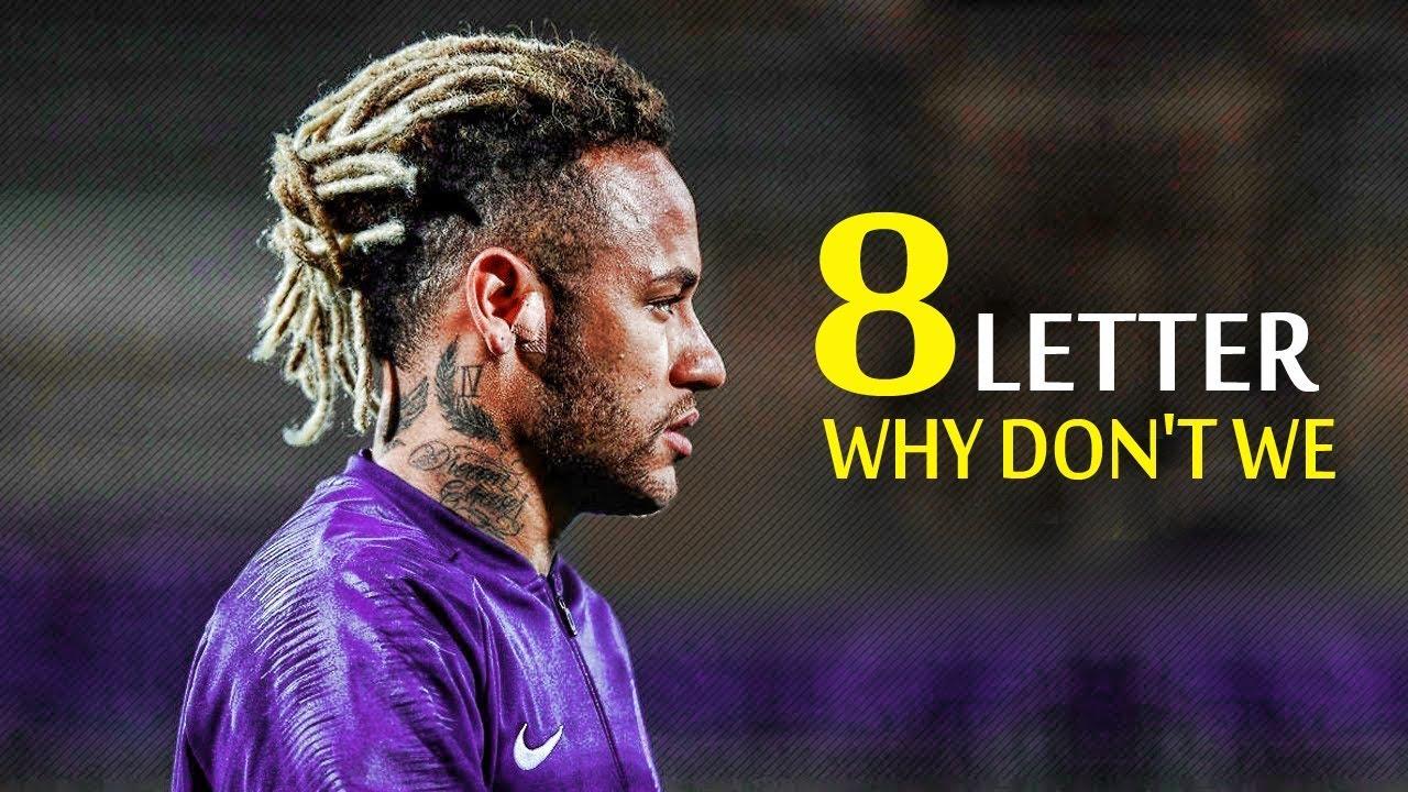 Neymar Jr ● 8 LETTER ● NeyMagic ● Skills Show 2019 | HD