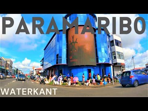 Paramaribo City 2021 Suriname