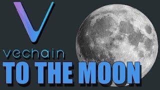 VeChain (VET) - Major Blockchain Success Story - Bull Run Coming With World Largest Partnerships