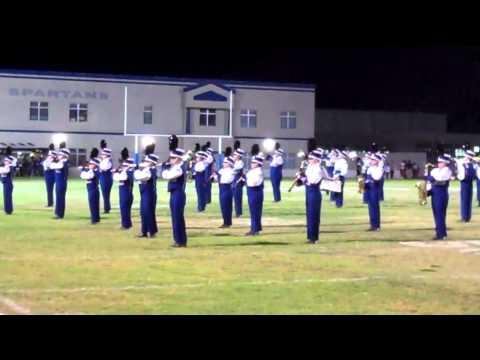 Spartan Legion Field Show Chula Vista High School 10 3 2014