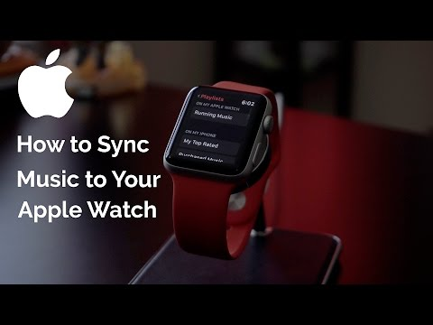 How to Sync Music to Your Apple Watch