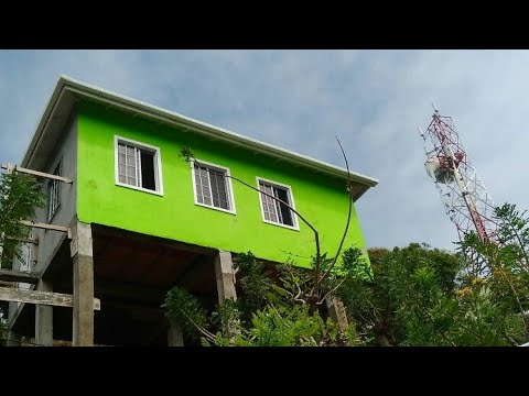 OFF GRID LIVING ST LUCIA | NorthStar Battery With Solar Power Production Update