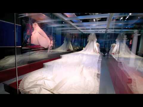 Princess Diana Exhibition Union Station Kansas City Video