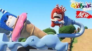 Oddbods Full Episode Compilation | Double Scoop | The Oddbods Show Full Episodes 2018