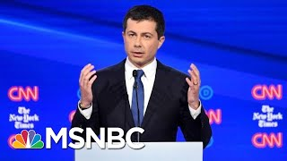 Nicolle: Buttigieg Seems To Speak To This Primal Hunger For Something Different, Better | MSNBC
