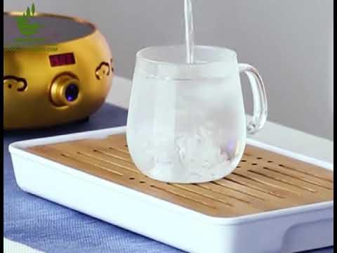 Glass Tea Cups, Glass Coffee Mugs - UmiTeaSets com