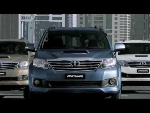 Toyota Fortuner 2012  ad . - .flv