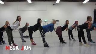 'Wiggle' Jason Derulo ft. Snoop Dogg choreography by Jasmine Meakin (Mega Jam)
