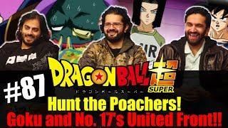 Dragon Ball Super ENGLISH DUB - Episode 87 - Group Reaction