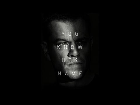 Jason Bourne 2016 soundtrack [Moby - Extreme Ways]