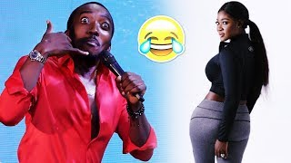 Bovi fires Mercy Johnson hard as they both acted a play on stage, shutdown Benin City