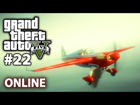 Online Racing For 1st Place -- Grand Theft Auto V #22