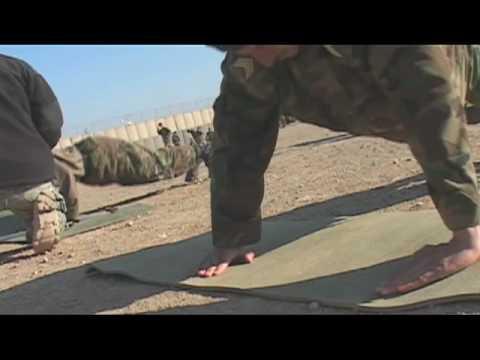 Camp Victory, Afghanistan   Behind the Scenes   ITVS
