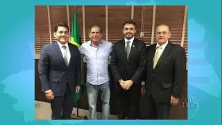 Aproximação de Zezinho Albuquerque com  deputado Nelinho objetiva atender demandas de Nelinho em Rus
