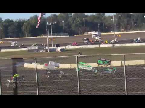 My Movie Bridgeport Speedway 10-5-2019 Videos