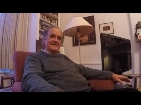 Ursula  - interview with Mark Tully