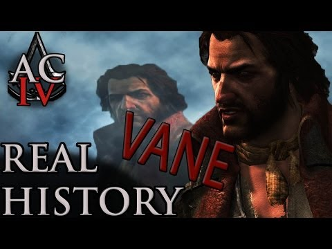 "Assassin's Creed: The Real History - ""Charles Vane"""