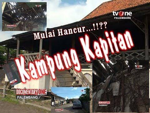 Junjati Patra # Rumah Sejarah Kapitan Palembang Nyaris Roboh? # tvone Palembang