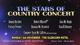 The Glencarn Hotel Stars Of Country Concert - Nov 2015