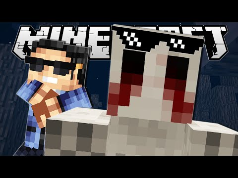 Minecraft | GANGNAM STYLE JUMPSCARE!! | Wandering Horror Custom Map