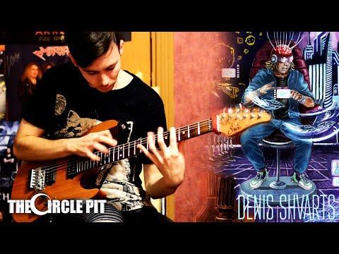 DENIS SHVARTS (DARK MATTER SECRET) - Breakpoint (Guitar Playthrough) [Progressive Metal - 2019] Mp3