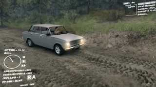 "SpinTires: ВАЗ-2101 «Жигули»(""Копейка"")"