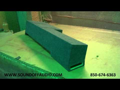 """frontier-crew-cab-ported-2005-2014-dual-8""""-subwoofer-box"""