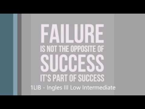 Benefits of failure!