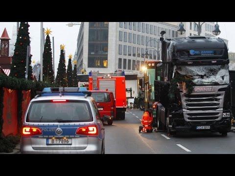 Setback for Berlin truck attack investigation