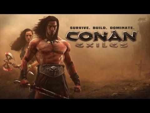 تحميل لعبة conan exiles للاندرويد