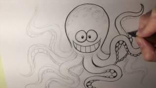 Amiable Octopus