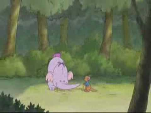 Pooh's Heffalump Movie - The name game (English)