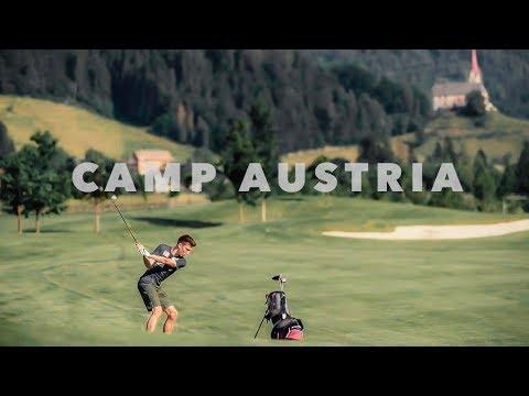 Ski jumper's Golf Trophy 2019     JF vlog