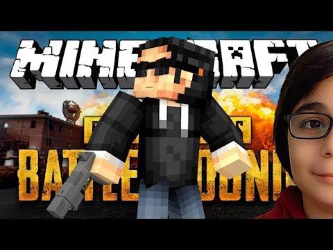 MINECRAFT'TA EĞLENCELİ PUBG | Minecraft: Pubg Modu BKT - Видео онлайн
