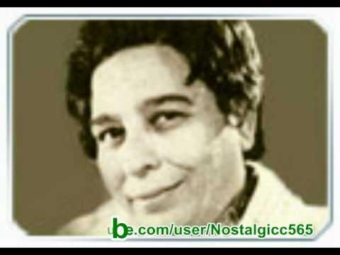 Pehli Shadi 1953 : O Dak Babu Are O Dak Babu : Shamshad Begum : Md Robin Chatterjee