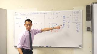 Calculus of Logarithmic Functions (2 of 4: Establishing the derivative of ln x)