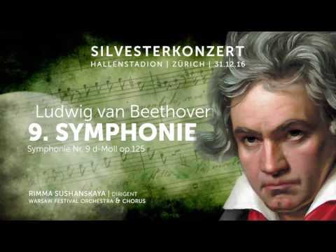 31.12.2016 | 9. SYMPHONIE - Ludwig van Beethoven | Rimma Sushanskaya