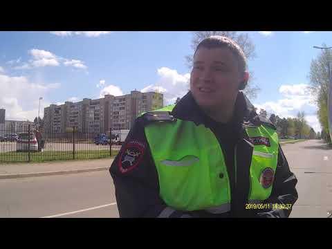 #Ангарск#ИДПС#Ряженый и безграмотный сотрудник Высоких