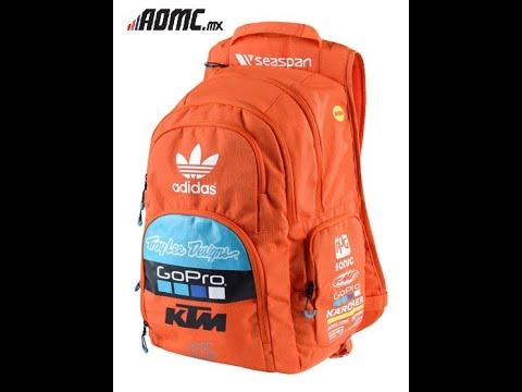 ebb027ea7c21 2017 KTM TLD Factory Team Backpack - YouTube