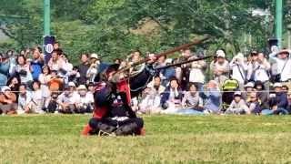 花山鉄砲祭り 2015