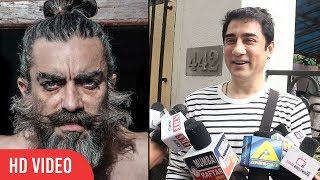 Watch aamir khan's brother faisal khan reaction on thugs of hindostan | & in one movie company : viralbollywood entertainment private limit...