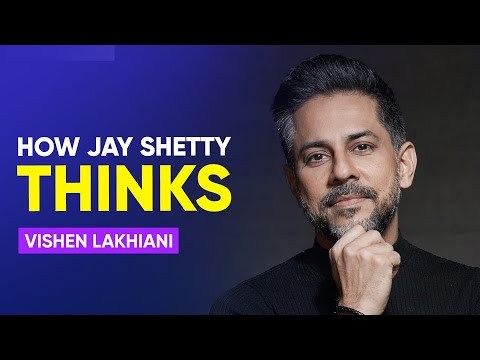 The Mind Of Jay Shetty: An Interview With Vishen Lakhiani