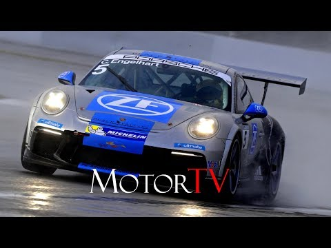 MOTORSPORT: 2017 PORSCHE CARRERA CUP l Full Race 9 l  Nürburgring (ENG)
