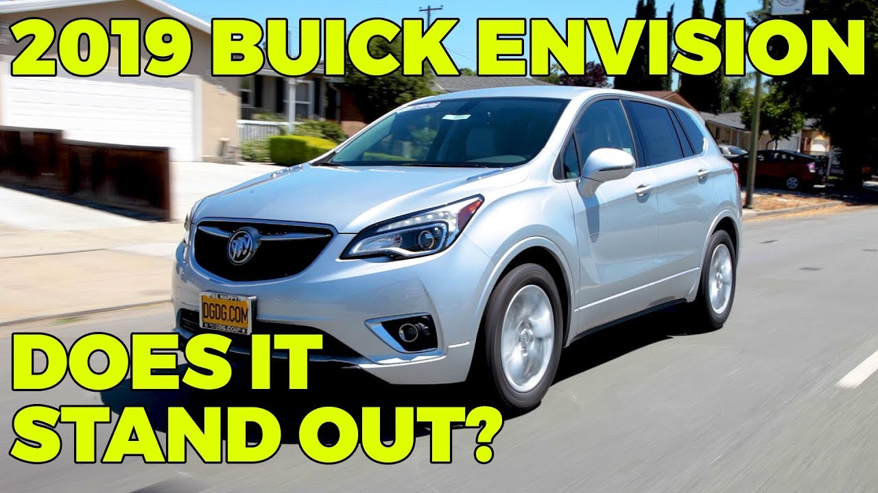 2019 Buick Envision Review Dgdg Com Youtube