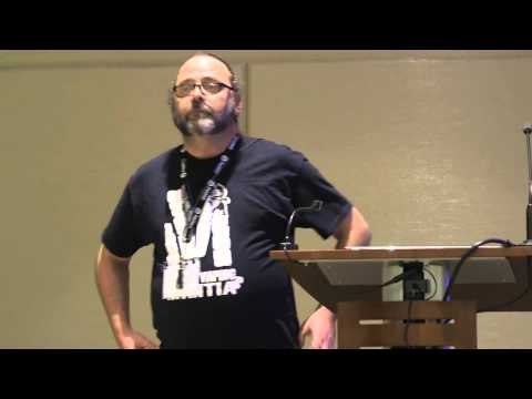 Keynote Speaker Joe Barnett of Vaping Militia @ Vapor Dynasty Expo 2014