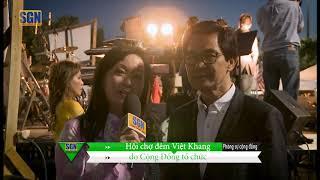 Phóng Sự: Chào mừng Ca Nhạc Sĩ Việt Khang tại Chợ Đêm Houston 2018